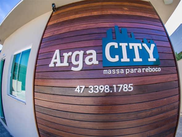 ArgaCity - Argamassa Estabilizada